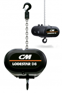 Lodestar Single chain RRS D8, 2000kg